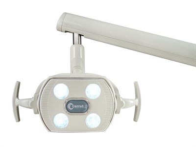 New Dental Product: Simplicity LED Operatory Light from DentalEZ