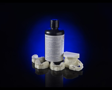 New Dental Product: VeriModel OS White 3D Printing Resin from Whip Mix