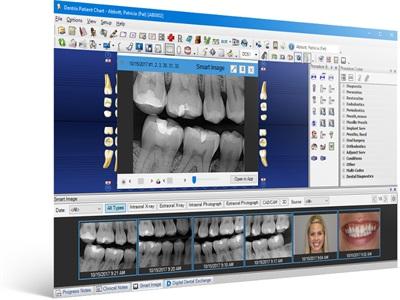 Enhanced Dental Product: Dentrix G7 Practice Management Software from Henry Schein One