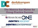 Webinar: The Metrics That Matter for Group Practice Success