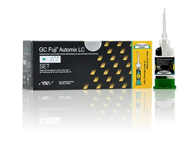 New Dental Product: GC Fuji Automix LC Restorative from GC America