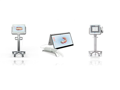 Enhanced Dental Products: iTero Element Intraoral Scanners from Align Technology