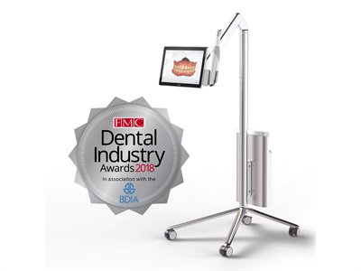 Enhanced Dental Product: TRIOS Intraoral Scanner from 3Shape