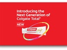 New Product Spotlight Video: Colgate Total SF Whole Mouth Health Toothpaste