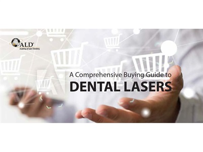 Academy of laser dentistry publishes laser buying guide | dental news.
