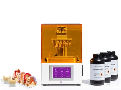 New Dental Product: FreeShape 120 3D Printer from Ackuretta