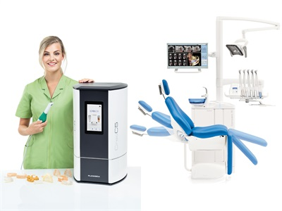 New Dental Products: Planmeca Creo C5 3D Printer and Planmeca Compact I5 Dental Unit
