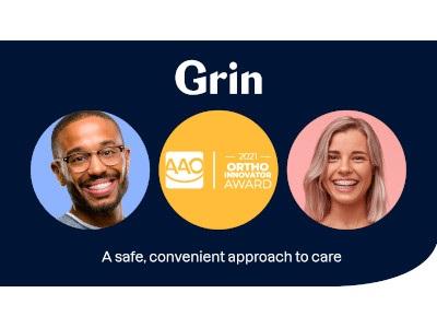 Grin Receives 2021 AAO Ortho Innovator Award