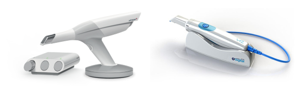 TRIOS and Viz Scanners