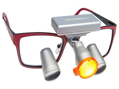 Fusion TTL Loupes from Schultz Medical