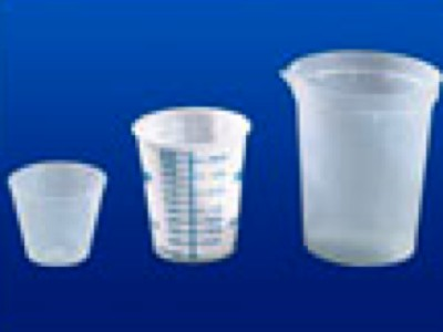 All Purpose Dental Measuring Cup - Plastic from Lang Dental