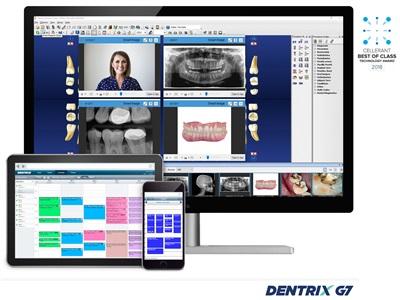 Dentrix G7 Dental Practice Management Software from Henry Schein One
