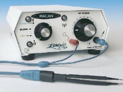Radio Surge Electrosurgical Unit