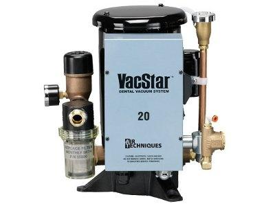 VacStar 20 Dental Vacuum System from Air Techniques, Inc ...