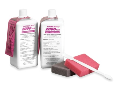 Formula 2000 Plus Tank and Transport Cleaner