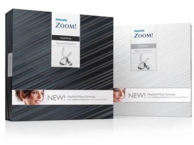Zoom Nitewhite Daywhite Take Home Whitening System From Philips