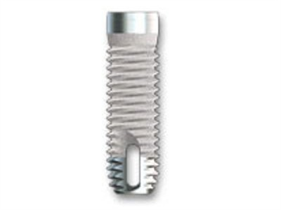 Screw Vent Dental Implant System From Zimmer Biomet