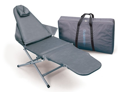 Portable Dental Chair From Aseptico Inc