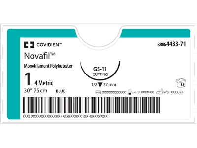 Novafil Suture from Medtronic | Dentalcompare: Top Products  Best