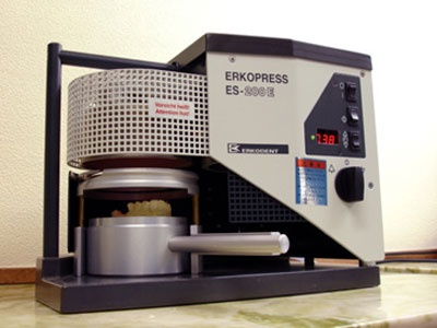 Erkopress ES 200 E Pressure Unit from Glidewell Direct
