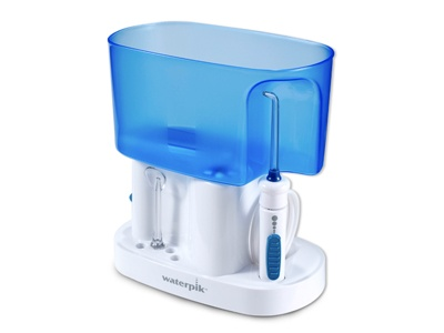 waterpik cordless plus water flosser from water pik inc dentalcompare to. Black Bedroom Furniture Sets. Home Design Ideas