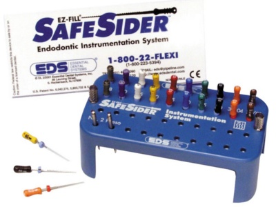 Safesiders Hand File Introductory Kit