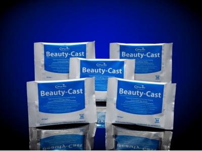 Beauty-Cast Gypsum Investment