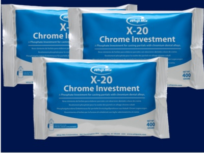 X-20 Chrome Phosphate Investment