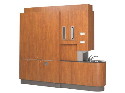 Preference Collection Dental Furniture / Cabinetry from A-dec Inc ...