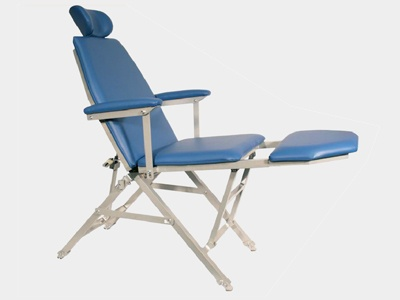 Compact Portable Patient Chair From Safari Dental Inc