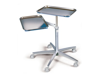 Double Mayo Tray Stand