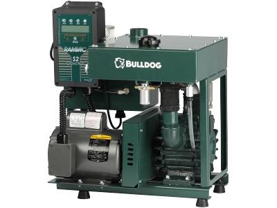 RAMVACR BulldogR QT Dental Vacuum System