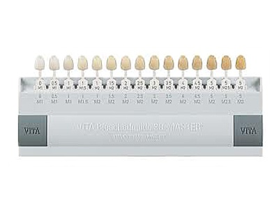 image about Tooth Shade Chart Printable known as Dental Enamel Colour Specialist