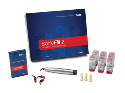 SonicFill 2 Single-Fill Composite System from Kerr