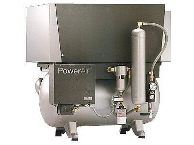 Powerair 174 Oil Less Air Compressors From Midmark