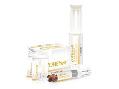 ZONEfree Translucent Temporary Cement from Pentron