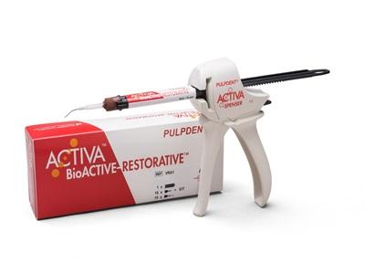 ACTIVA BioACTIVE Restorative from Pulpdent Corporation